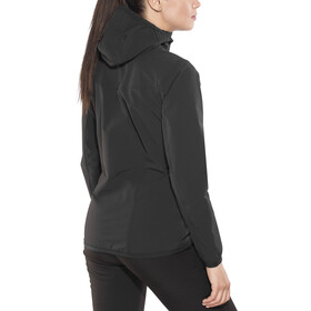 Haglöfs Natrix Hood Damen true black